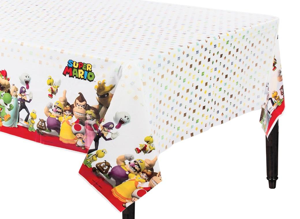 Super Mario Tablecover