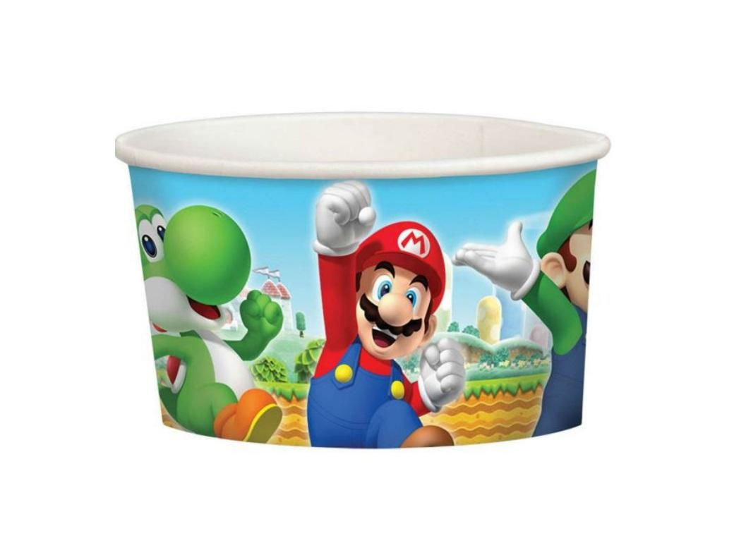 Super Mario Treat Cups 8pk