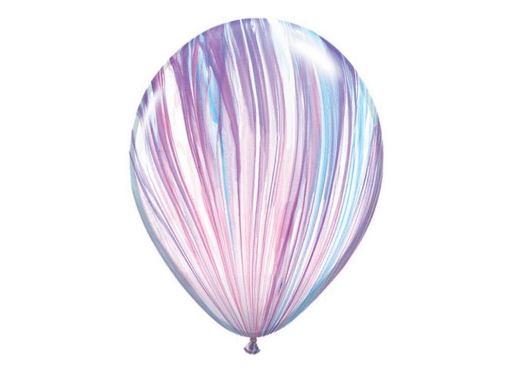 Marble Balloon - Berry
