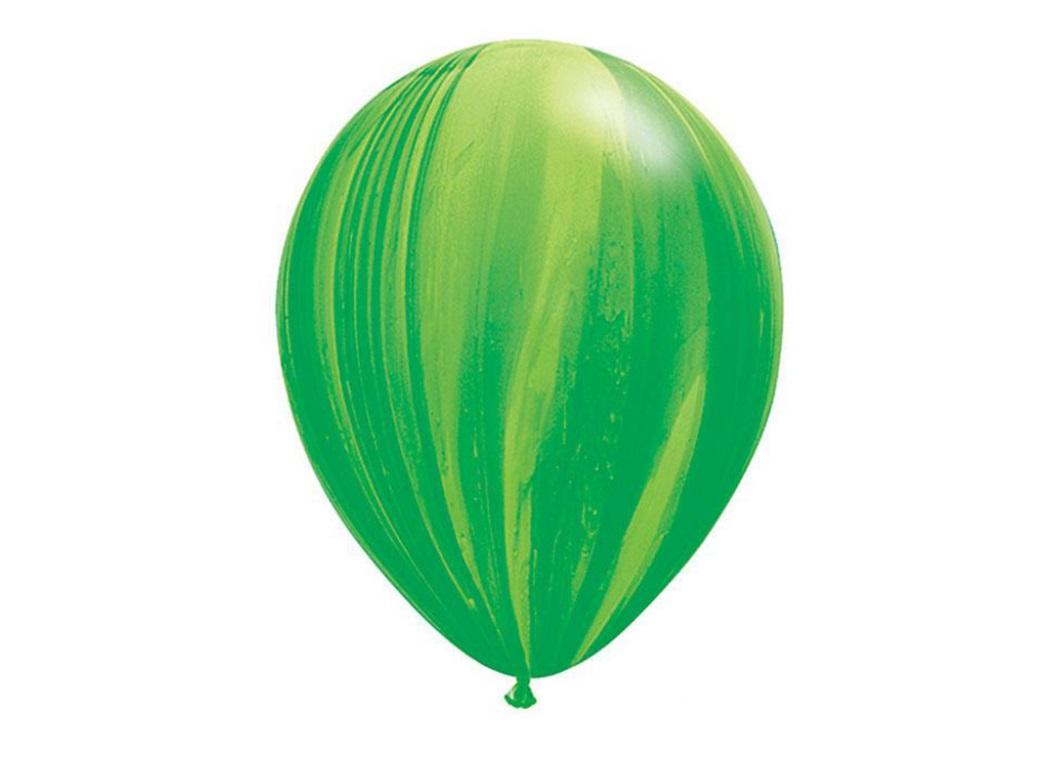 Marble Balloon - Green
