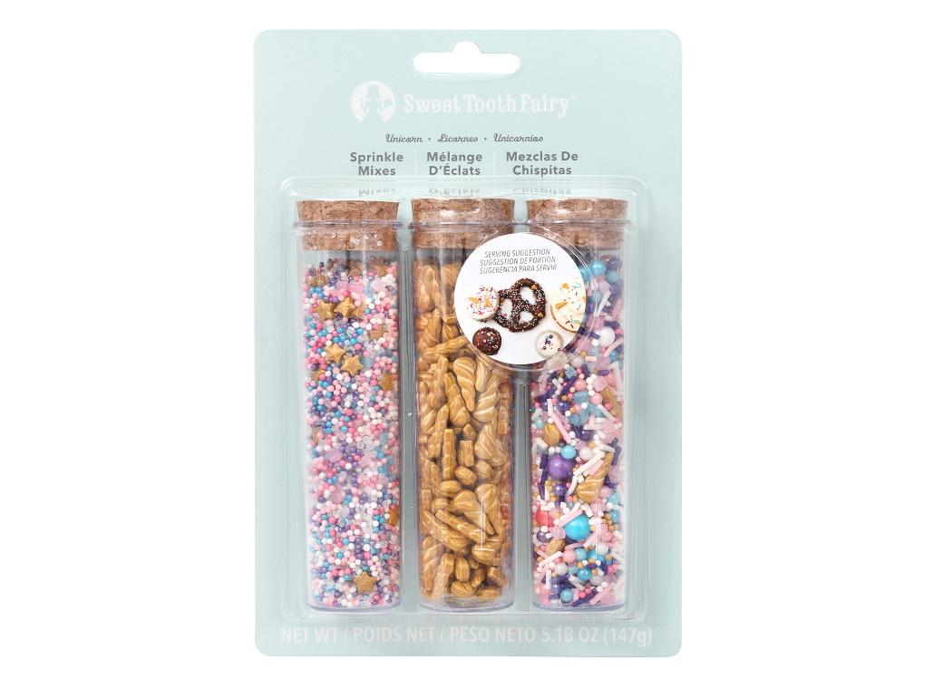 Sweet Tooth Fairy Unicorn Sprinkle Mix
