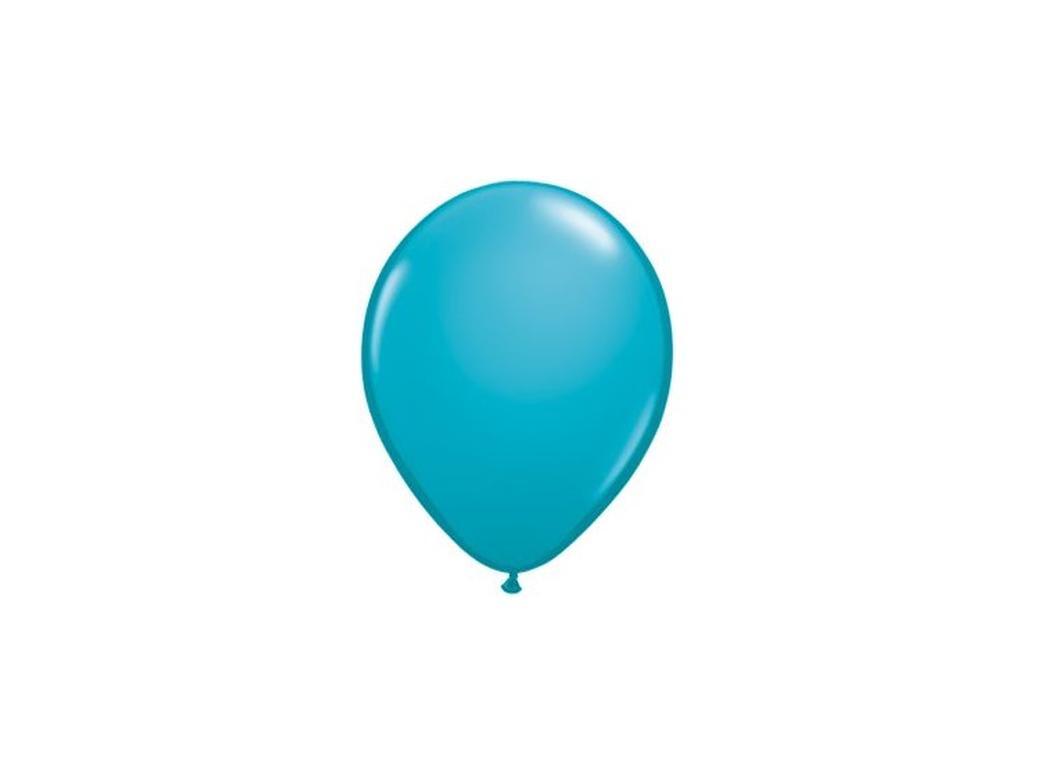 "Teal Balloons 5"""