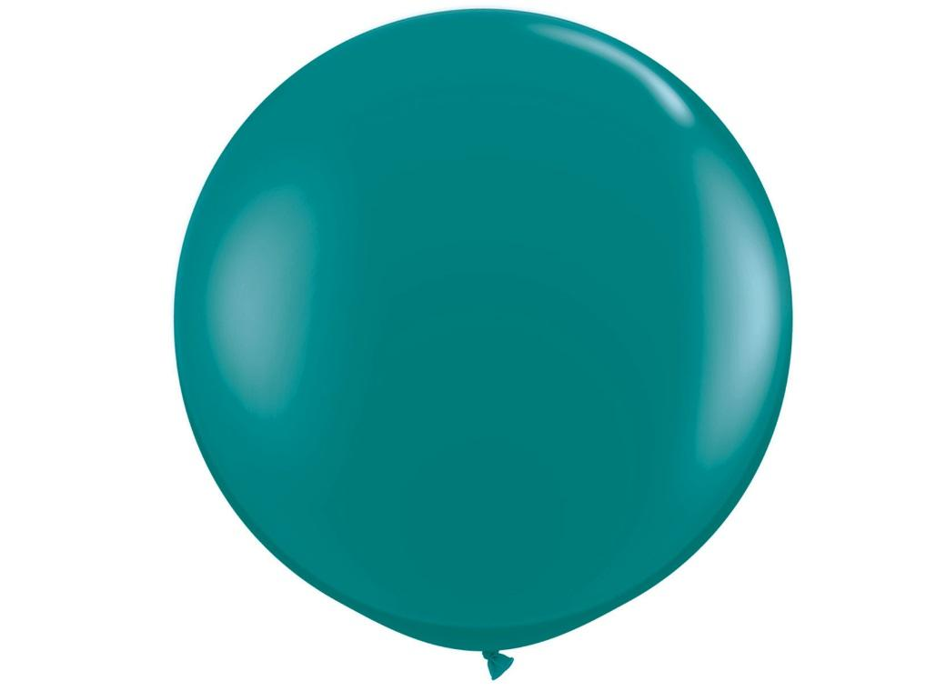 Jumbo Balloon - Jewel Teal