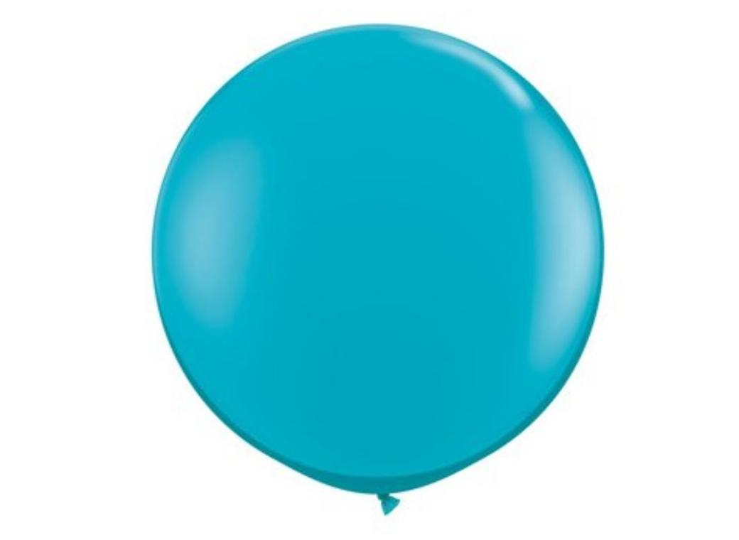 Jumbo Balloon - Teal
