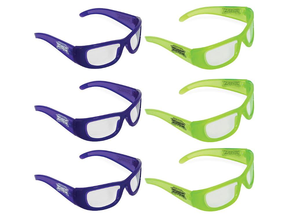 Teenage Mutant Ninja Turtles Glasses 6pk
