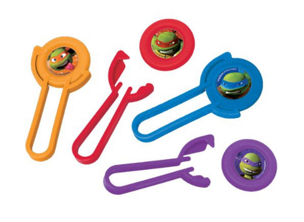 TMNT Mini Disc Shooters 12pk