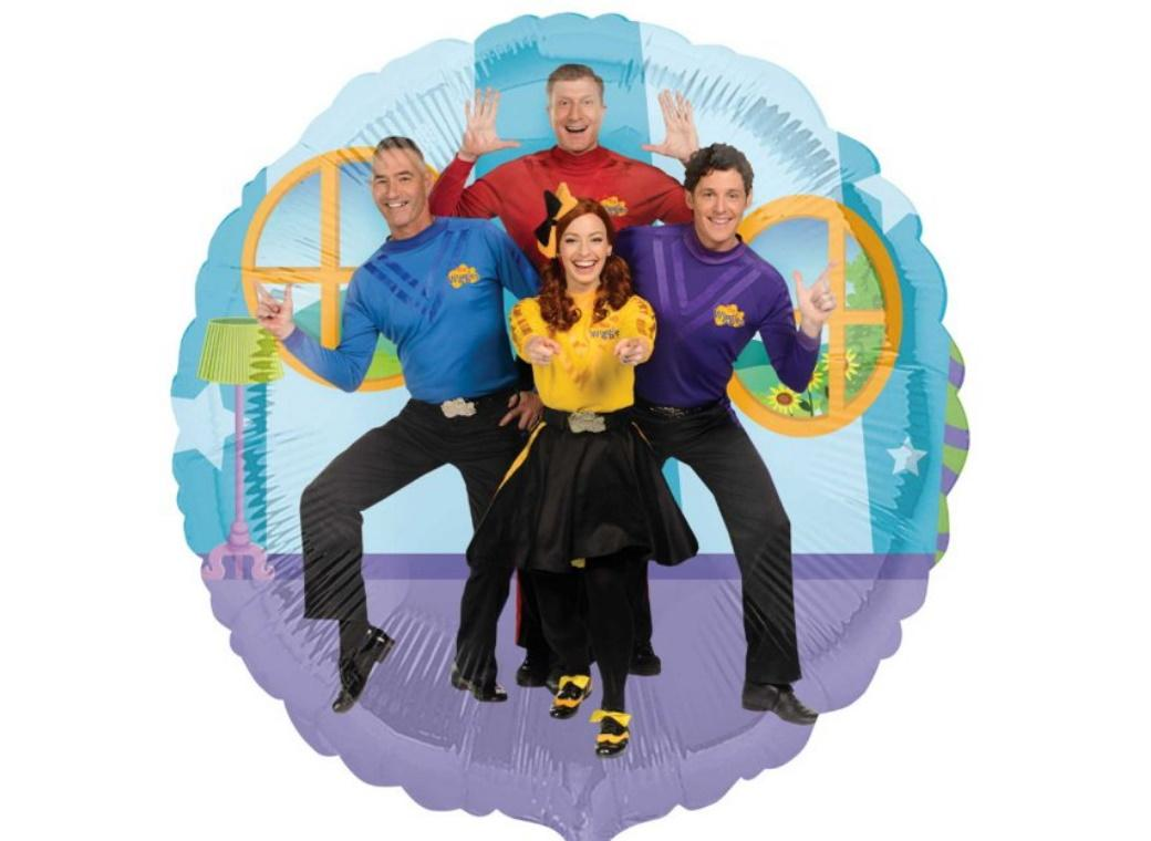 The Wiggles Foil Balloon