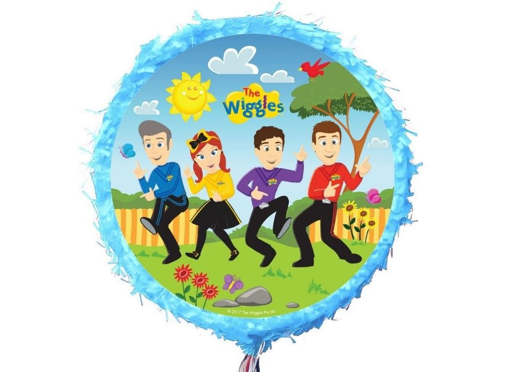 The Wiggles Party Supplies Sweet Pea Parties