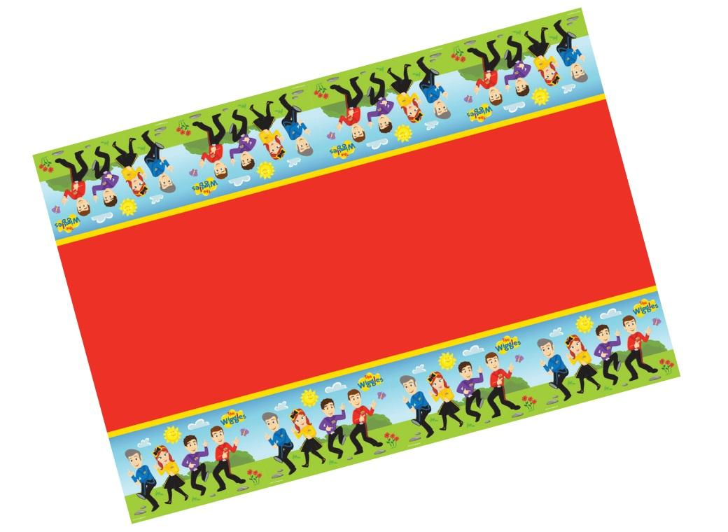 The Wiggles Tablecover