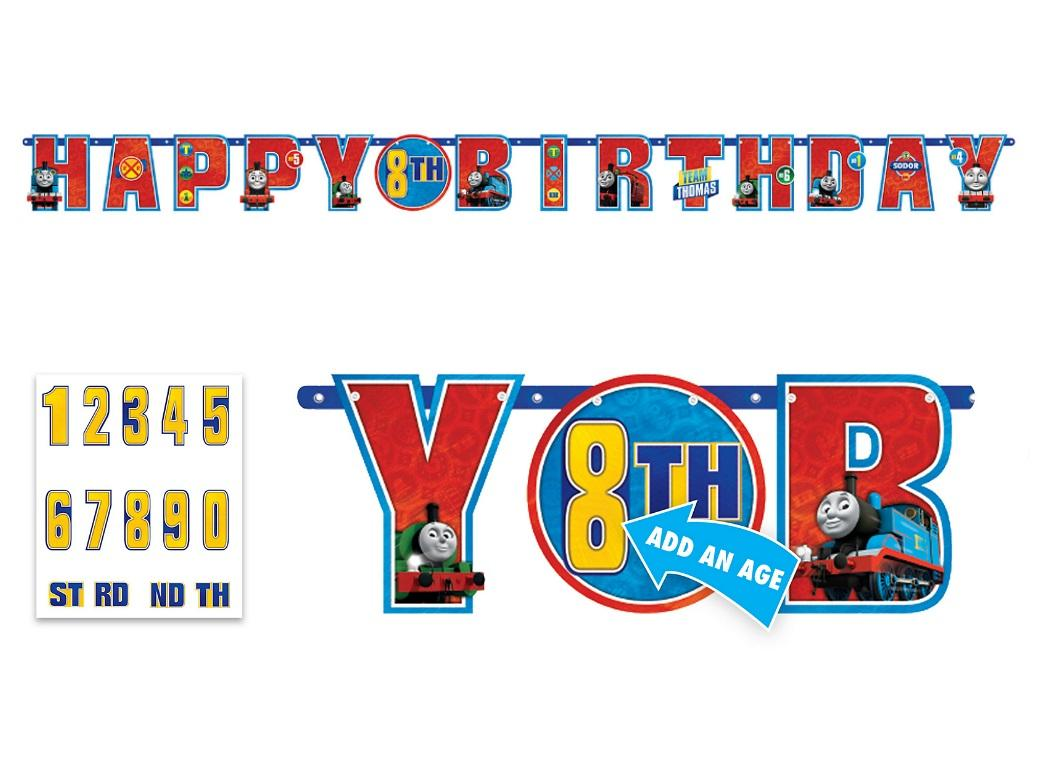 Thomas Add An Age Banner