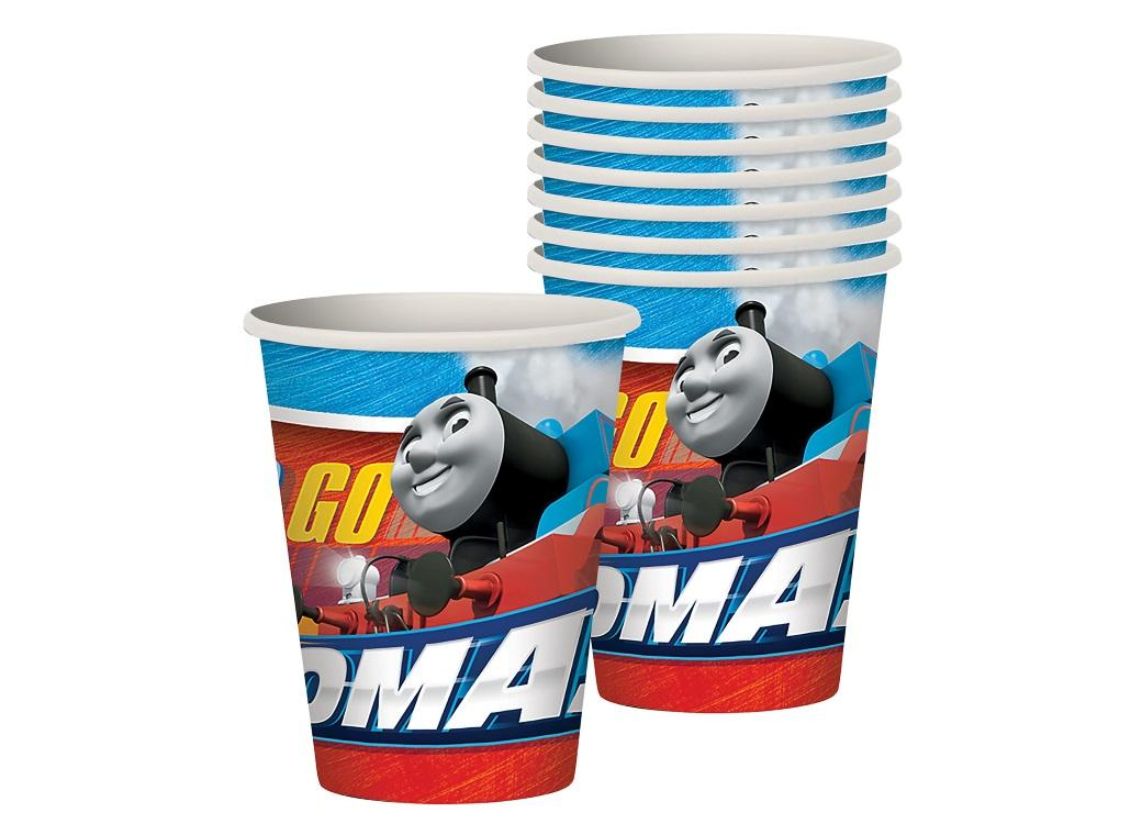 Thomas All Aboard Cups 8pk