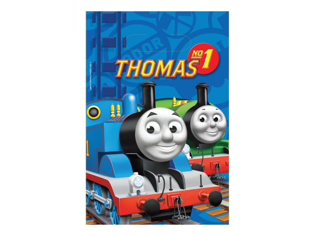 Thomas & Friends Loot Bags - 8pk