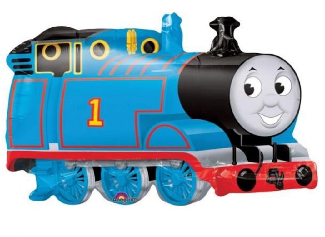 Thomas The Tank Engine Shape Balloon
