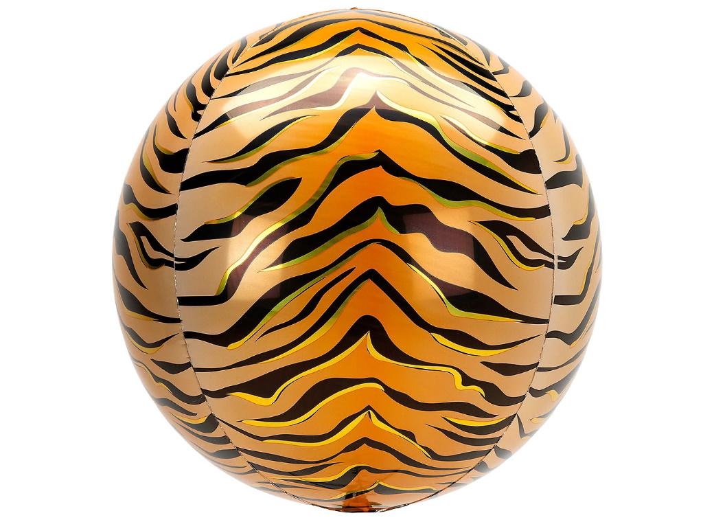 Tiger Orbz Balloon