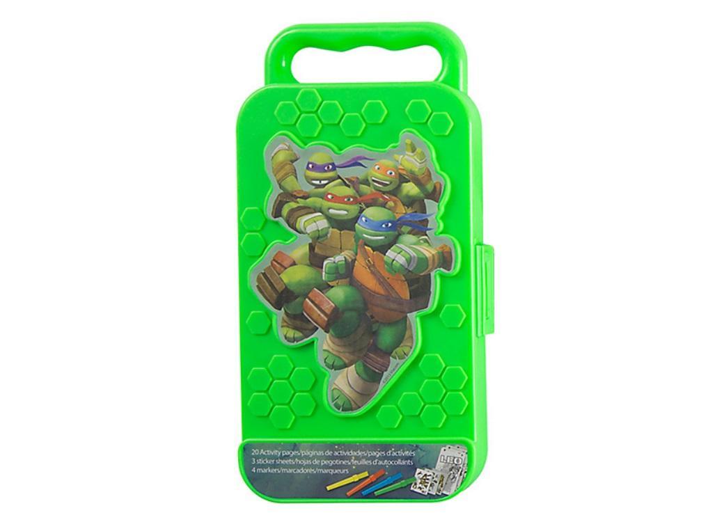 Teenage Mutant Ninja Turtles Activity Kit