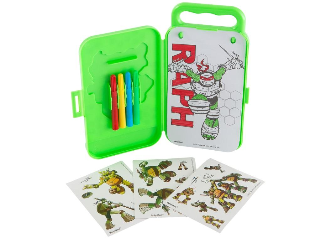 Teenage Mutant Ninja Turtles Activity Kit