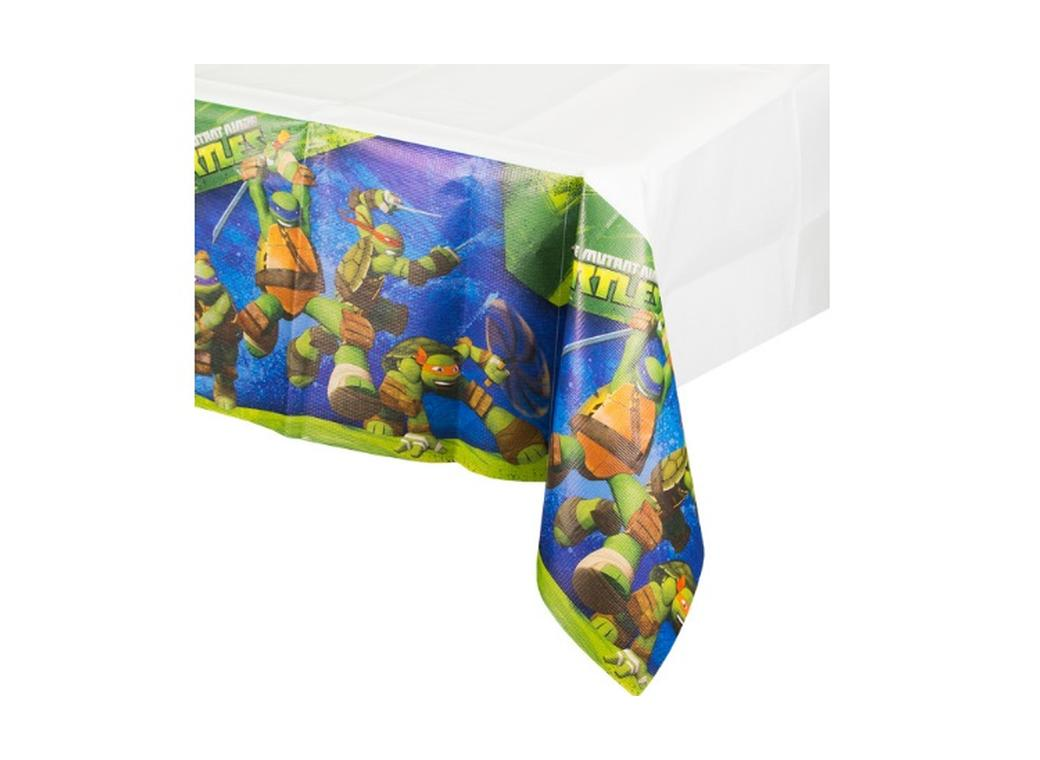 Teenage Mutant Ninja Turtles Paper Tablecover