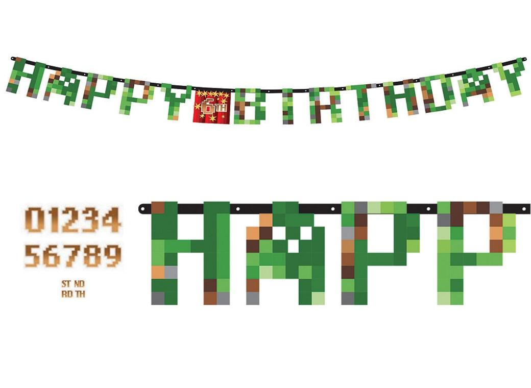 TNT Party Add An Age Banner