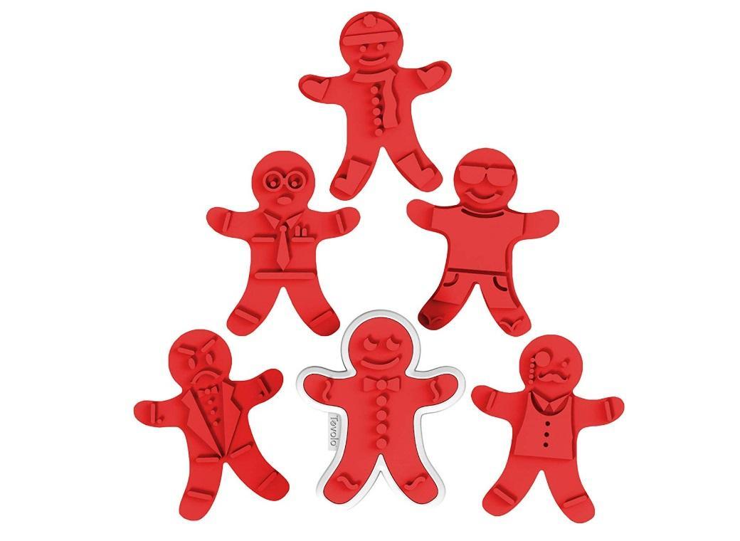 Gingerbread Boy Cookie Cutters