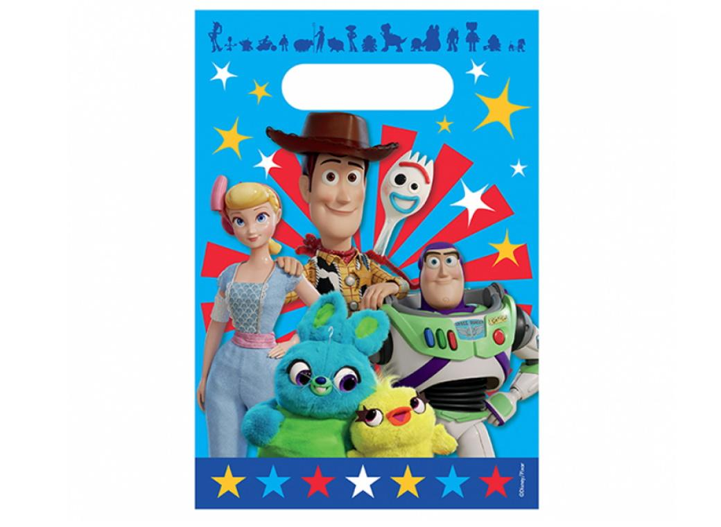 Toy Story 4 Loot Bags 8pk