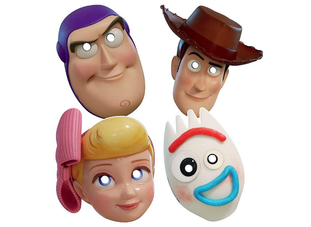 Toy Story 4 Masks 8pk