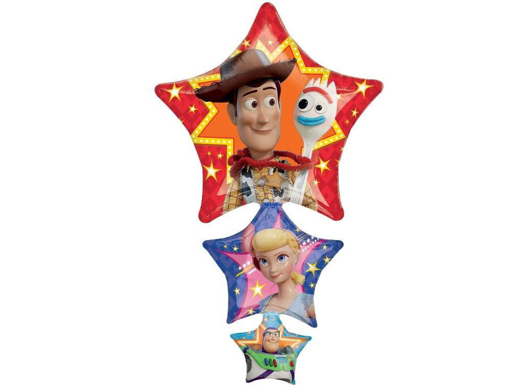 Toy Story 4 SuperShape Foil Balloon