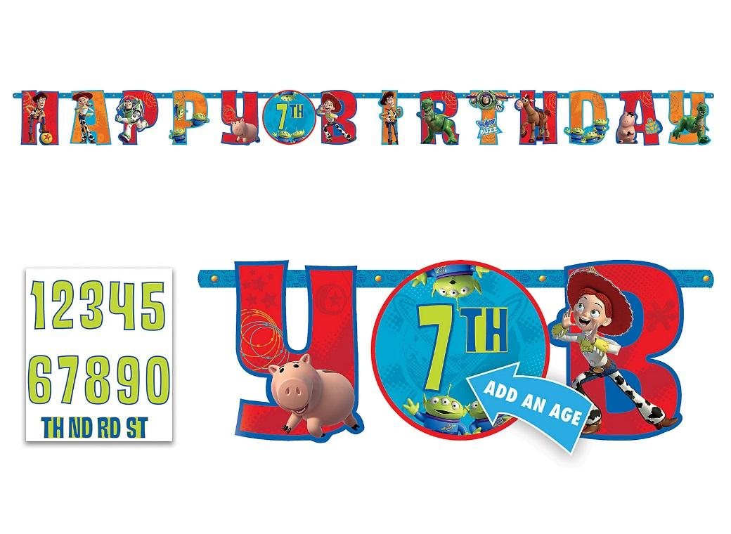 Toy Story Add An Age Banner