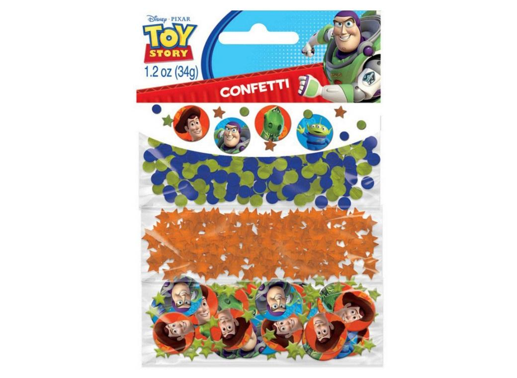 Toy Story Confetti Value Pack