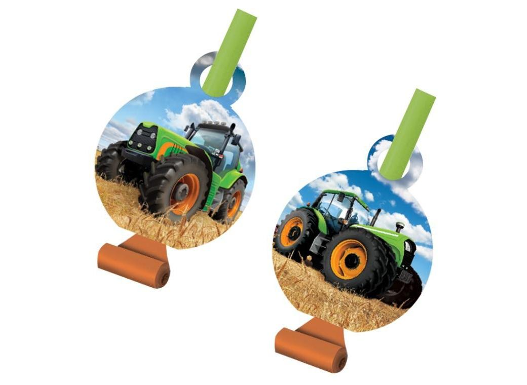 Tractor Time Blowouts - 8pk