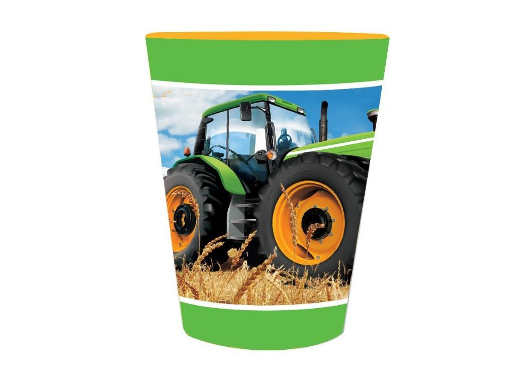 Tractor Time Keepsake Cup