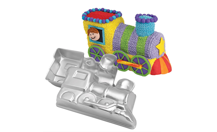 Wilton Train Cake Pan