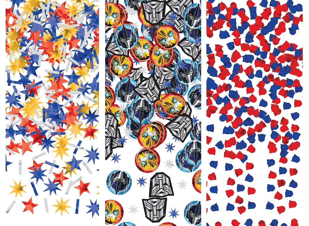 Transformers Confetti Value Pack