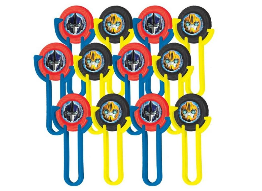 Transformers Disc Shooters 12pk