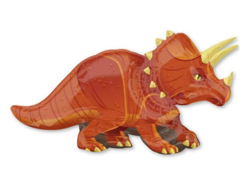 Triceratops SuperShape Balloon