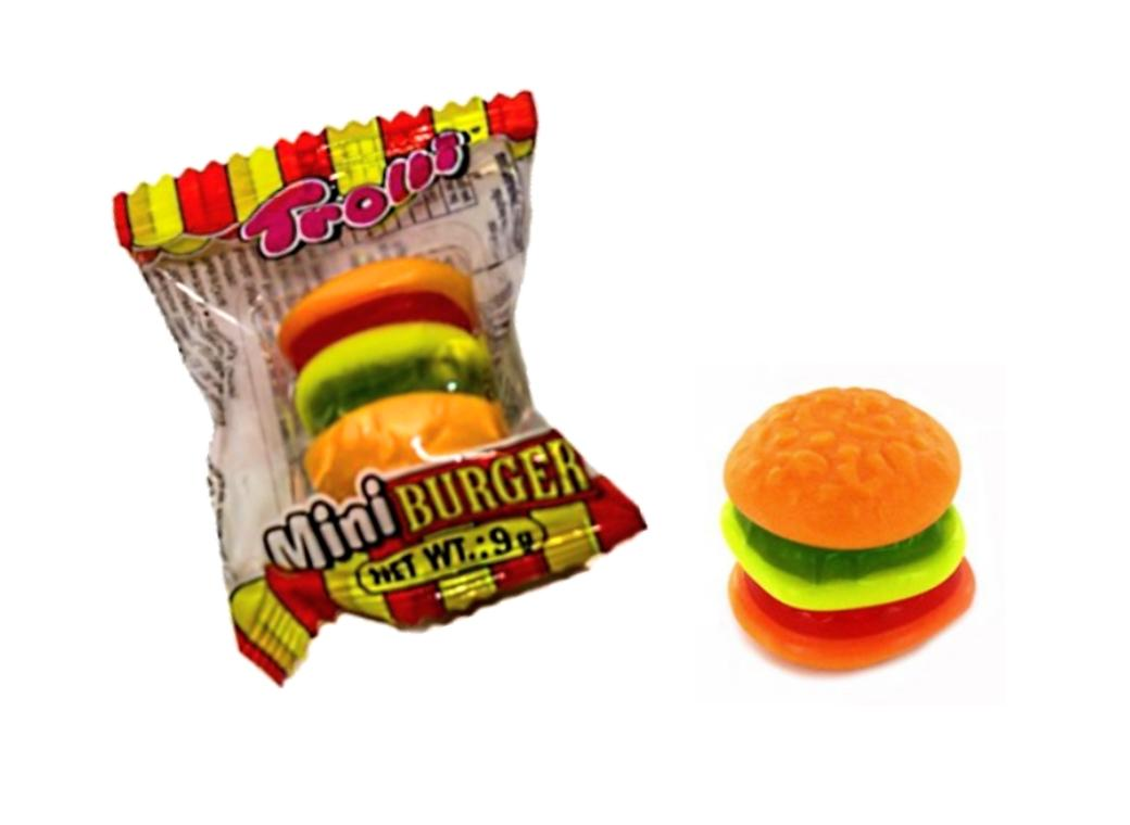 Burger Gummi Candy