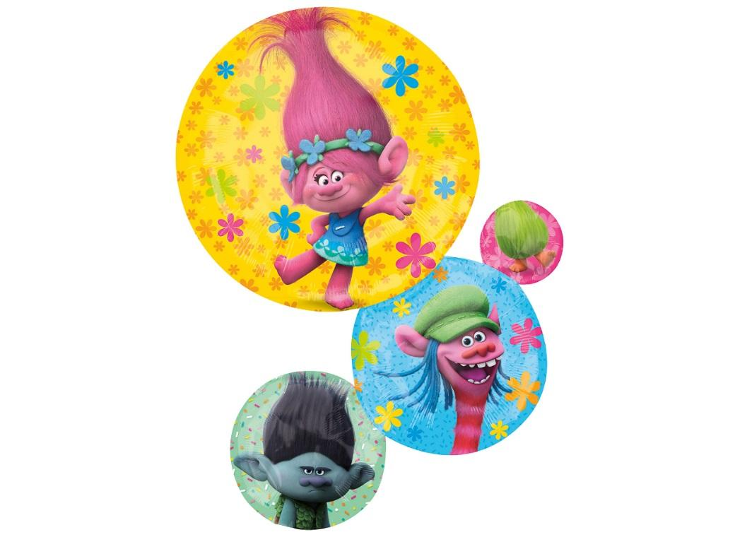 Trolls Giant Foil Balloon