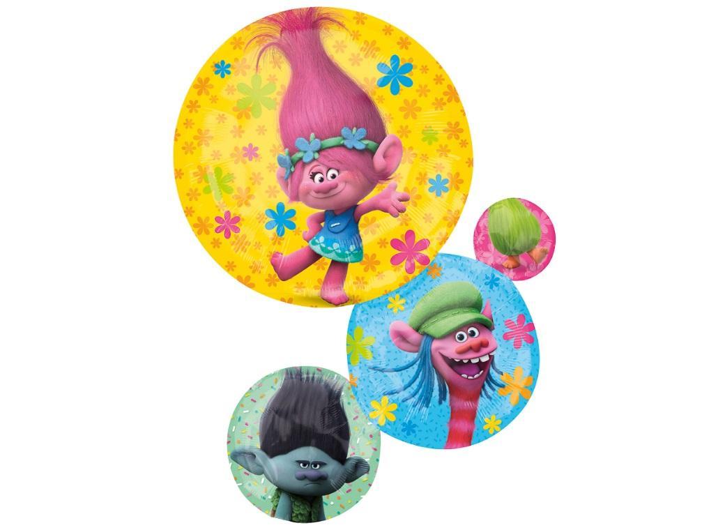 Trolls Giant Foil Balloon