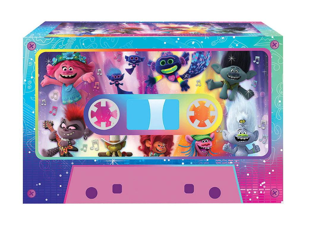 Trolls World Tour Favour Boxes 8pk