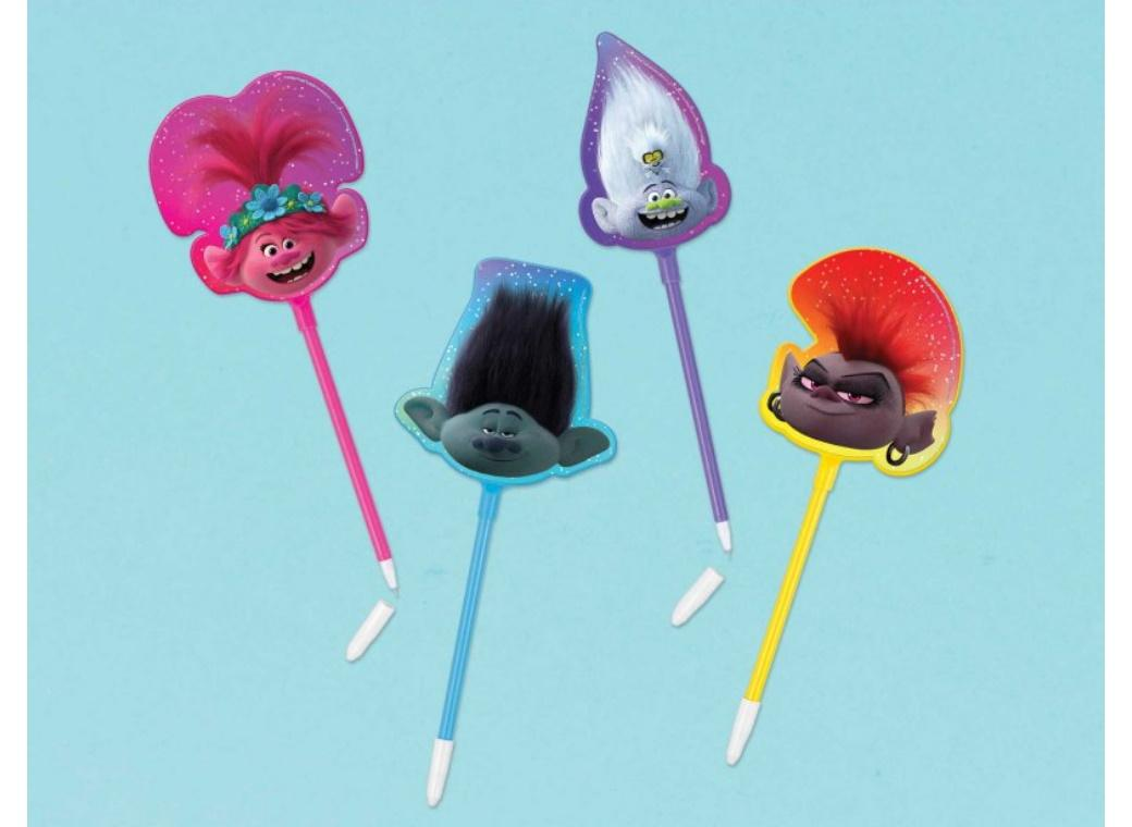 Trolls World Tour Pens 8pk