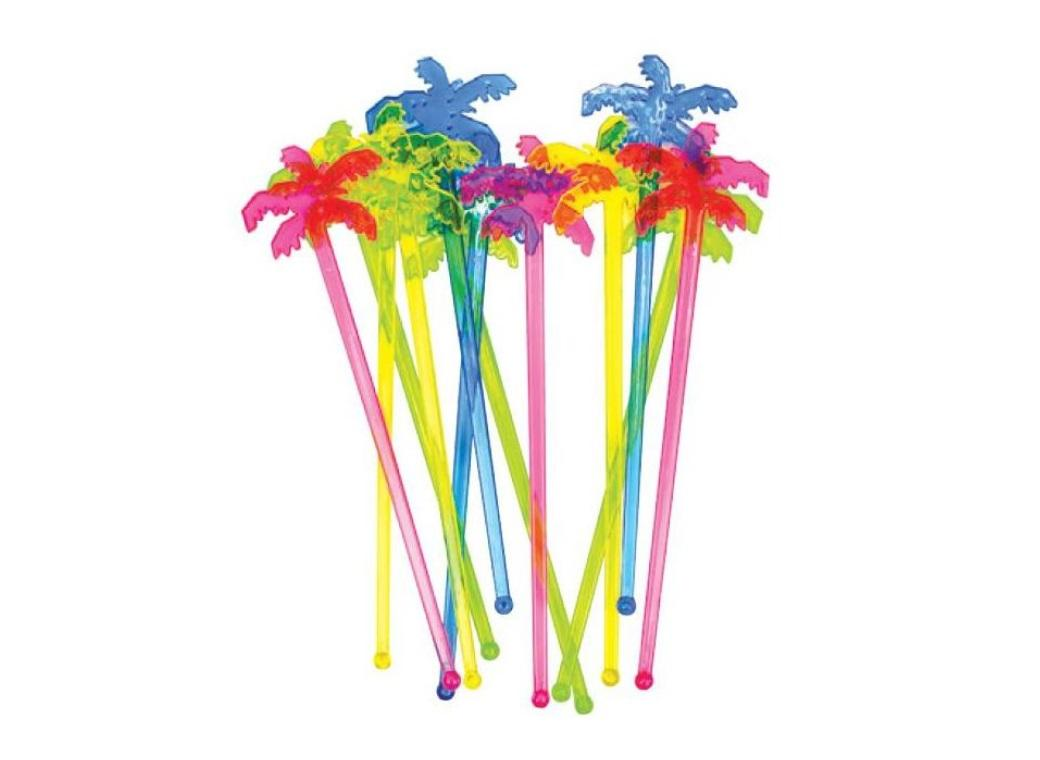 Party Drink Stirrers - Tropical