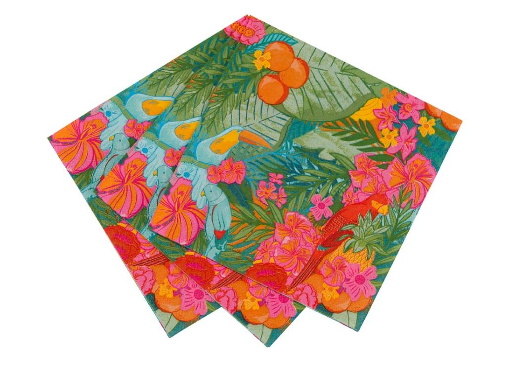 Tropical Fiesta Napkins