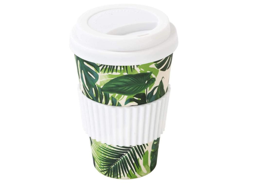 Tropical Fiesta Palm Travel Cup