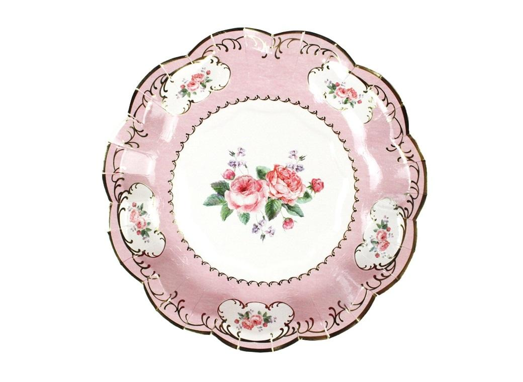 Truly Chintz Small Plates 12pk