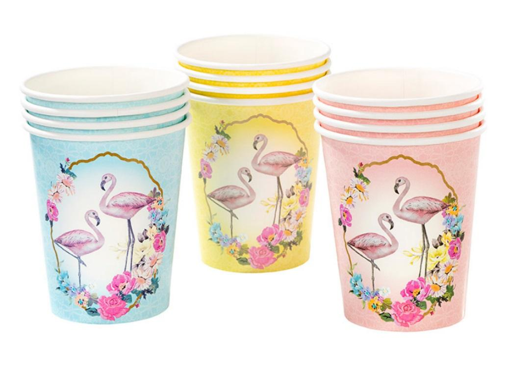 Truly Flamingo Cups 12pk