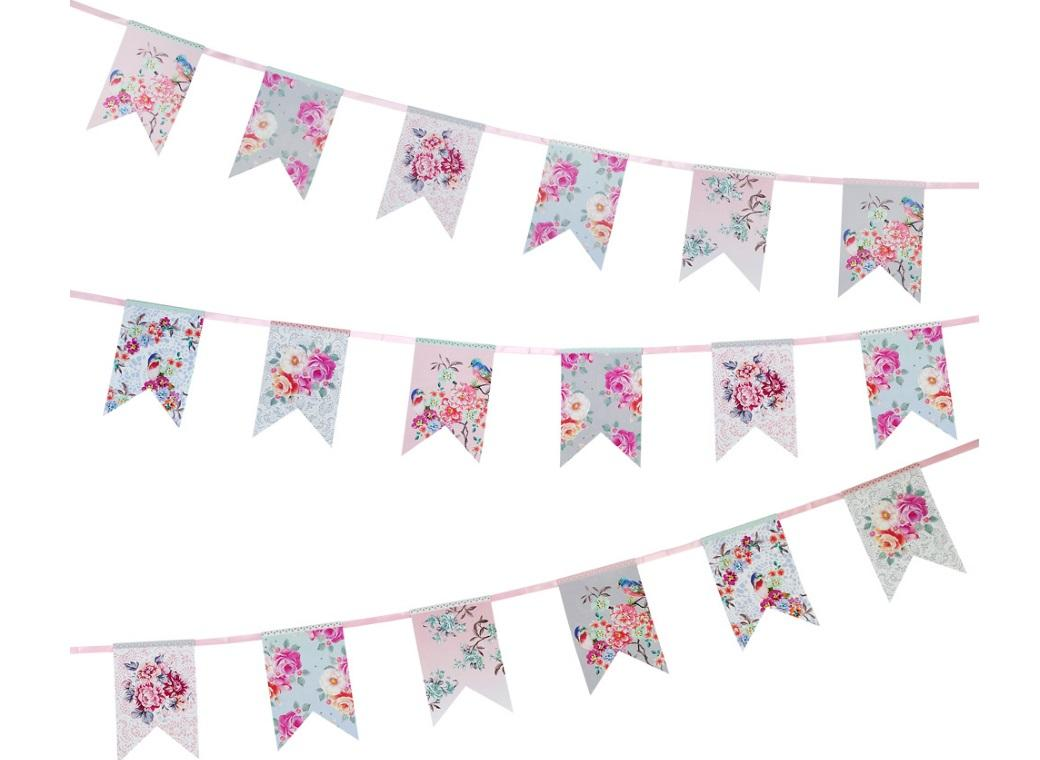 Truly Romantic Bunting