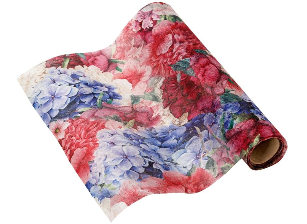 Truly Scrumptious Floral Table Runner