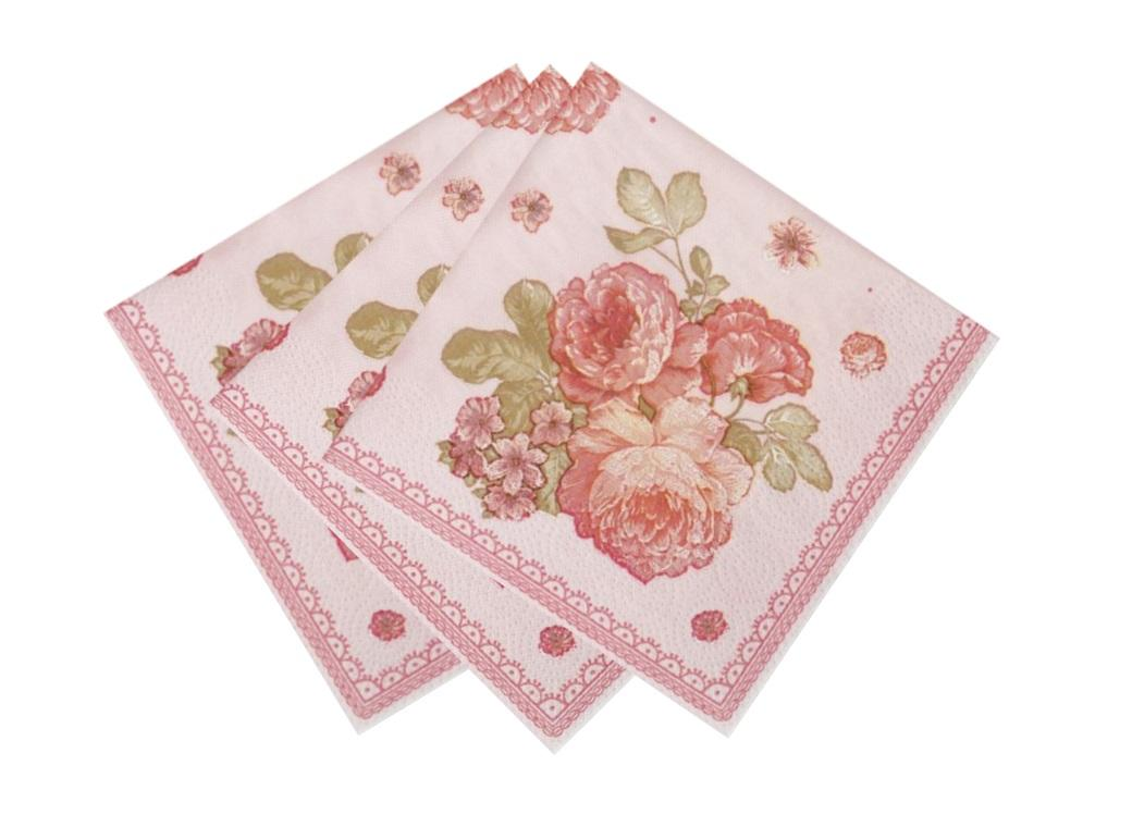 Truly Scrumptious Napkins - Pink