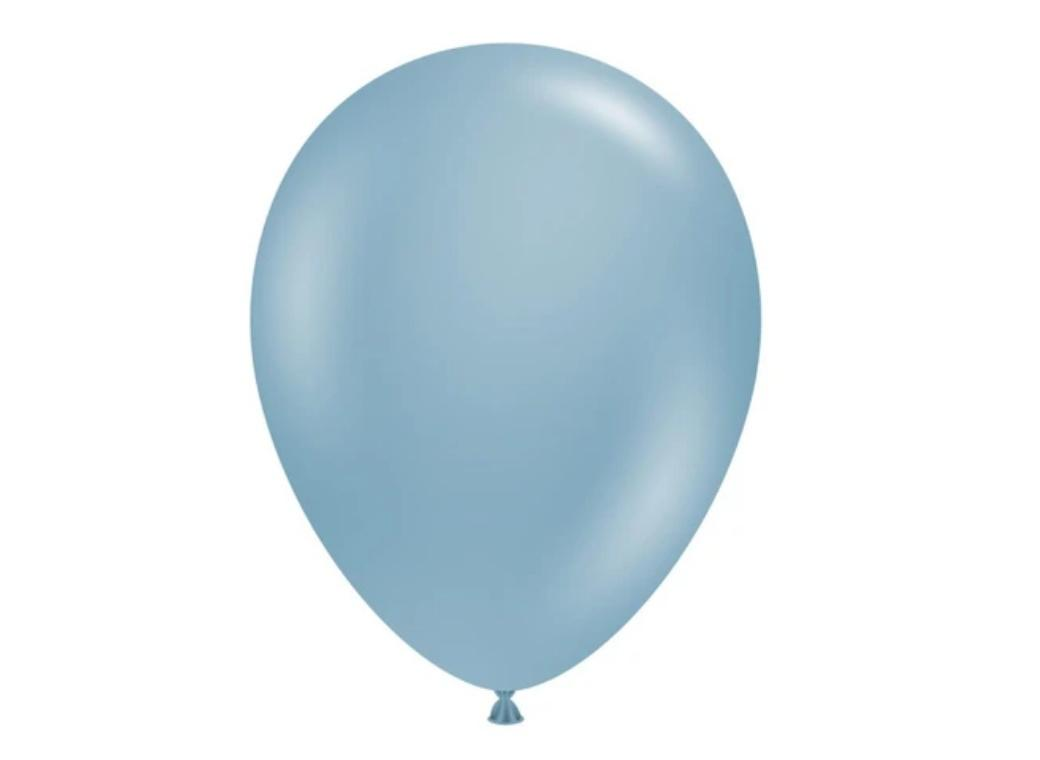Blue Slate Balloon - Single