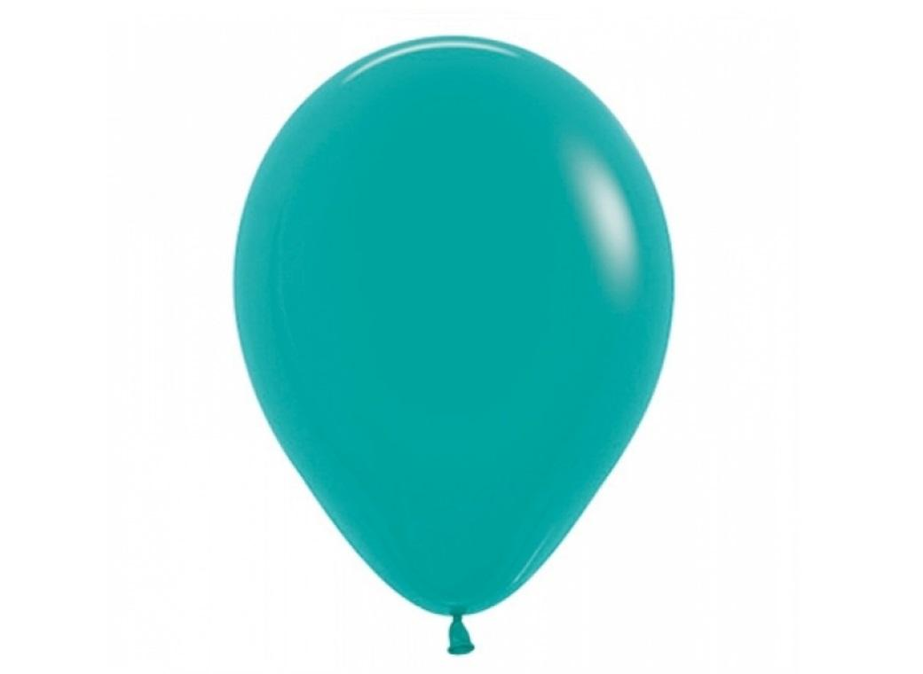 Turquoise Green Balloon - Single