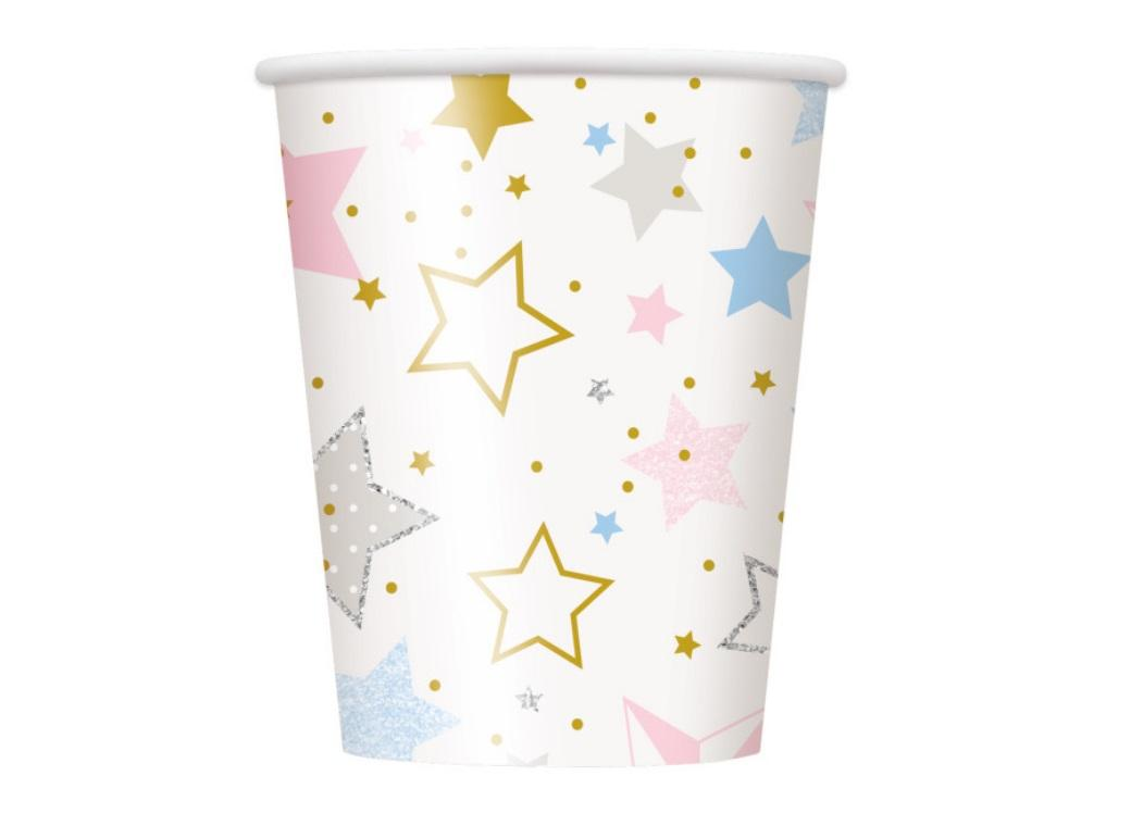 Twinkle Little Star Cups 8pk